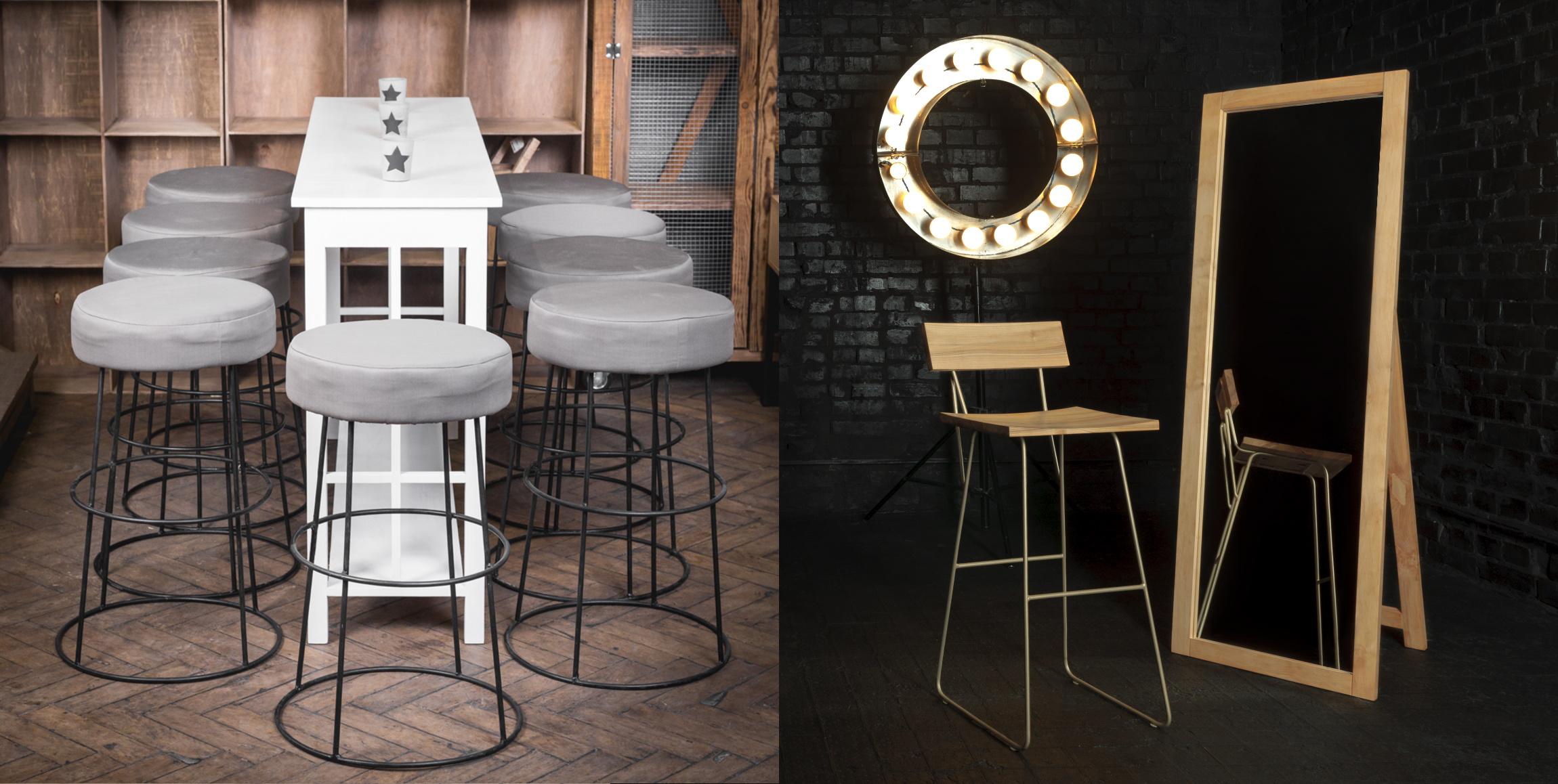 Висота столів та стільців: кухонна геометрія