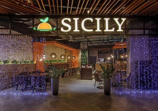 Ресторан Sicily в Lavina Mall