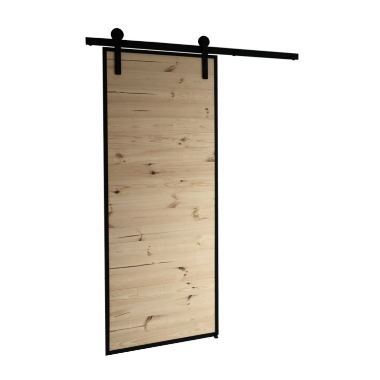 IRON Slide Barn Door