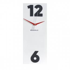Годинник Лофт прямокутний