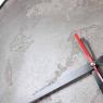 Часы Детройт бетон 2