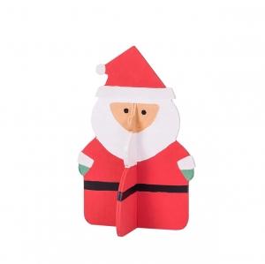 Декор 3D Санта