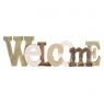 Декор навесной Welcome 5