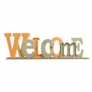 Декор-подставка Welcome