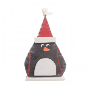 Декор Рождественский Пингвин