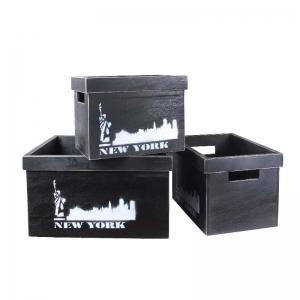 Декоративна коробка Нью-Йорк