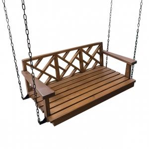 Качели-скамейка подвесная