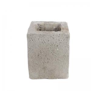 Кашпо бетонное Детройт