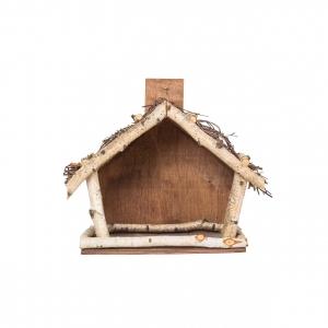 Годівниця для птахів Хатинка