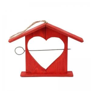 Годівниця для птахів Серце