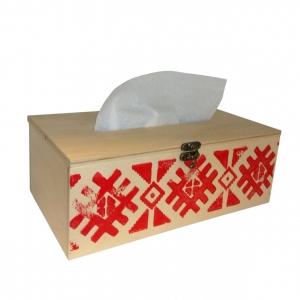 Коробка для салфеток Фолк