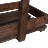 Корзинка для дров Дача 2