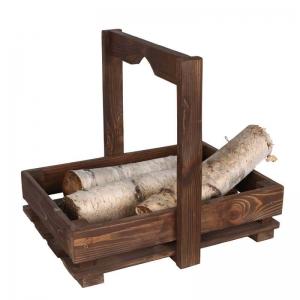 Корзинка для дров Дача