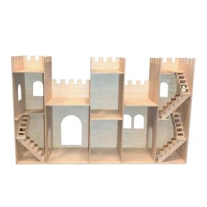 Кукольный домик Крепость