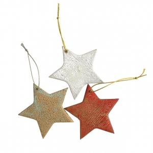 Набор елочных украшений Звезда Анкара