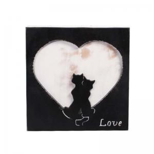 Панно декоративное Cat Love