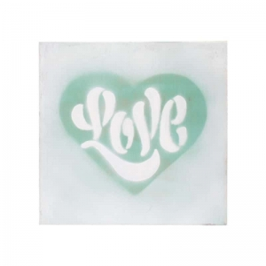 Панно декоративное Love Сердце