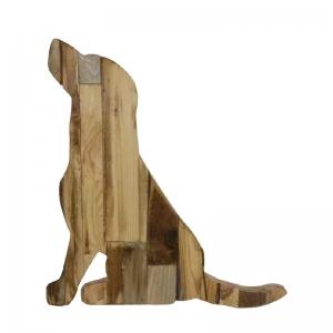 Панно декоративное Собака