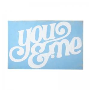 Панно декоративное You&Me