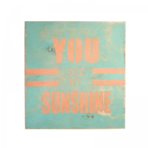 Панно декоративное You Are My Sunshine