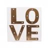 Панно настенное Детройт LOVE 3
