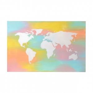 Панно настенное Карта