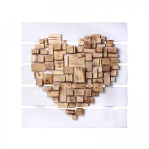 Панно настенное Сердце Пиксель