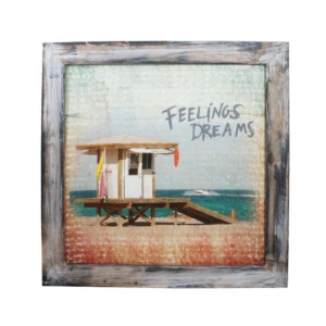 Панно текстильное Feelings Dreams