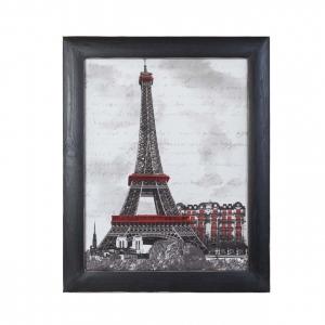 Панно текстильное Париж