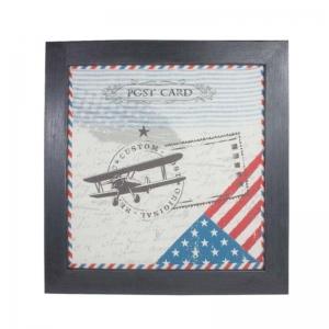 Панно текстильное Post Card