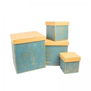 Подарункова коробка Сапфір