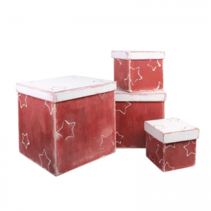 Подарочная коробка Звезда