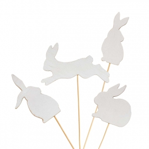 Стикер декоративный Кролик