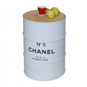 Столик-бочка Chanel