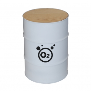 Столик-бочка О2