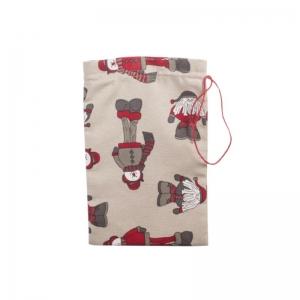Торбинка для подарунків Сніговик