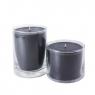 Свеча в стеклянной вазе 11