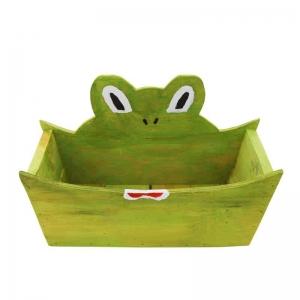 Цветочный ящик Жаба