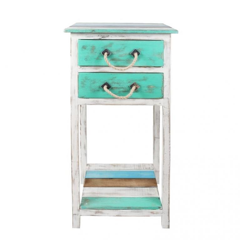 HAVANA Side Table (2 drawers)