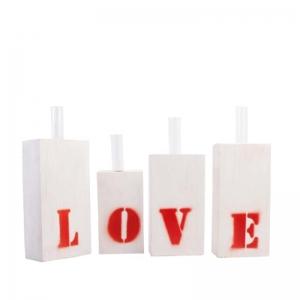 Ваза для цветов LOVE