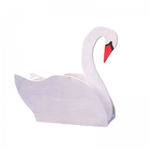 Цветочный ящик Лебедь