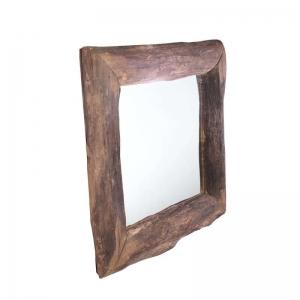 Зеркало в раме Дуб